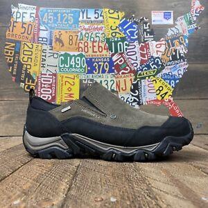 Merrell Gunsmoke Select Grip Waterproof Slip-On Low Shoe Men's 13