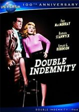 Double Indemnity (Dvd,1944)