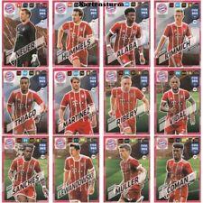 Fußball-Saison 2017-2018 Bayern München Trading Cards