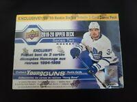 2019-20 UD Upper Deck Hockey NHL Cards Series 2 Mega Box Young Guns