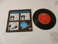 "THE LATE SHOW - Bristol Stomp - 1979 German 2-track 7"" vinyl single"