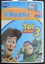 V.Reader DISNEY PIXAR TOY STORY 3 Reading Learning Game Vtech