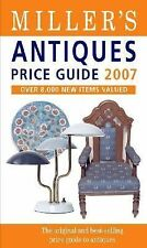 Miller's Antiques Price Guide 2007: Over 8-ExLibrary