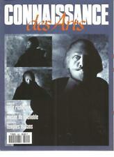 CONNAISSANCE DES ARTS N°502 MONASTERES DE LUANG PRABANG / A LA TABLE PHARAONS