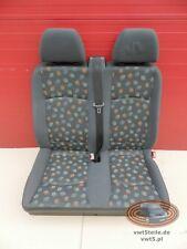Mercedes Vito 639 Beifahrersitzbank Sitzbank Doppelbank double passenger bench