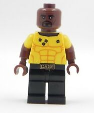 LYL BRICK Custom Luke Cage Lego Minifigure
