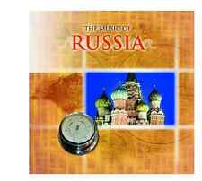 Various Artists - Music of Russia Hallmark CD SEALED QUALITY CHECKED & FAST FREE