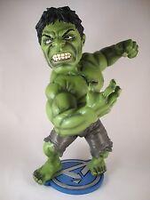 """Marvel Avengers """"The Hulk"""" Wackelkopf-Figur Wacky Wobbler Bobble Headknocker"""
