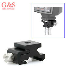 "Hot Shoe Flash Stand Adapter with 1/4"" Tripod screw k-3509"