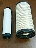 JCB Spare Parts Air Filter  Inner Outer 32/915801 And 32/915802