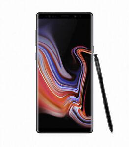 Samsung Galaxy Note9 SM-N960 - 128 Go - Noir Profond (Simple SIM)