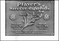 1912 ADVERTISING Players Navy Cut Cigarettes (28)