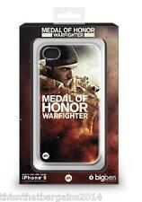 MEDAGLIA di guerra Honor FIGHTER-Bigben iPhone Protezione 5 Cover RRP £ 17.99