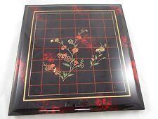 Magic Magnetic Photo Album Plastic Cover Japan Flowers