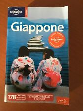 Giappone guida turistica Lonely planet