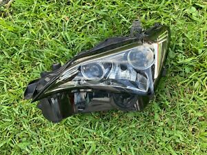 2015-2018 LEXUS RC200T RC350 RC300 FULL LED HEADLIGHT LAMP 81140-24180 LEFT OEM
