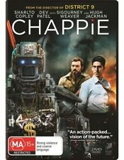 Chappie (Dvd) Action, Thriller, Sci-Fi Sharlto Copley, Dev Patel, Hugh Jackman