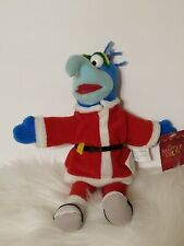"The Muppets 10"" Gonzo Santa Plush"
