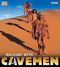 """""""AS NEW"""" Powell, Keith A., Lynch, John, Walking with Cavemen, Hardcover Book"""