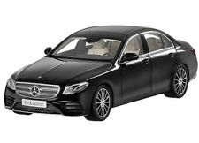 MERCEDES Benz W 213 E Classe Berlina AMG LINE Obsidian Nero 1:18 NUOVO OVP