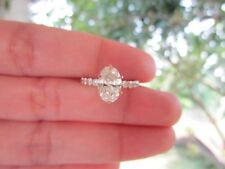 2.02 Carat Diamond Rose Gold Engagement Ring 18k sepvergara