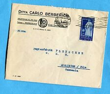 1938 CENT.UOMINI ILLUSTRI £.1,25 (GIOTTO) ISOLATO per la GERMANIA  (246115)