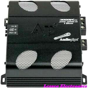 Audiopipe APHD-3000D-H1 3000 Watt/1 Channel Monoblock Mini Amplifier