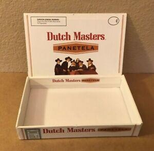 Dutch Masters Panetela 50 Fine Cigar Box Only