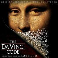 The Da Vinci Code - Hans Zimmer [Soundtrack] (NEW CD)