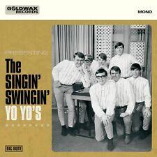 Memphis 60's Garage / Soul -  The Yo Yos - The Signin Swingin EP Ace-Kent 45 RSD