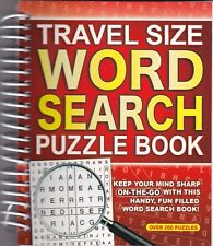 WORDSEARCH PUZZLE BOOK 216 PUZZLES - A5 PAPERBACK - BUY ANY 2 GET ANY 1 FREE (A)