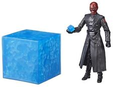 SDCC 2018 Hasbro Marvel Studios Legends Red Skull Action Figure & Tesseract Toy