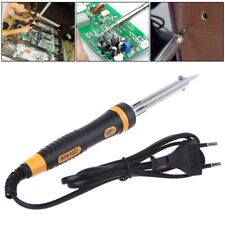 EU 60W 220V Electric Soldering Iron High Quality Heating Tool Hot Iron Welding