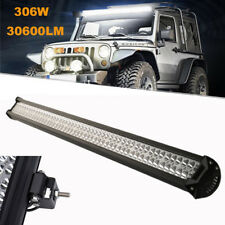 306W LED Arbeitscheinwerfer Offroad Strahler Flutlicht Scheinwerfer LKW SUV 12V