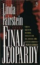 Final Jeopardy by Linda Fairstein (1997, Paperback)