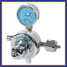 Belmed Regulator Single High Pressure Nitrous Oxide Gauge 50PSI Pre-Set PN 6002