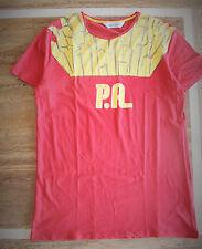 Peter Alexander Men's PJ Top MEN'S PA TEE size M Iron man style