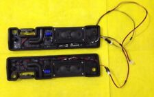 """SET OF SPEAKERS FOR TOSHIBA TV 47WL968 47"""" TV"""