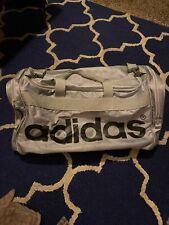 Adidas Silver Duffel Bag Carry-On