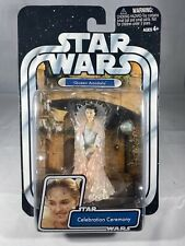 Hasbro Star Wars Queen Amidala Celebration Ceremony MOC 2004