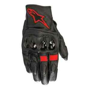 Alpinestars Celer V2 Leather Mens Street Riding Cruising CE Motorcycle Gloves