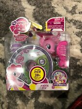 "Pony Wedding Twilight Sparkle ""The Ticket Master"" DVD Figure Set My Little Pony"