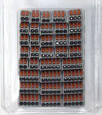 Wago 222 Klemmen SET 11x 222-412, 222-413, 222-415 | Kabel Verbinder Original