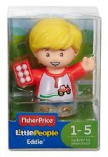 Fisher-Price Little People Eddie Figur Vorschule Spielzeug