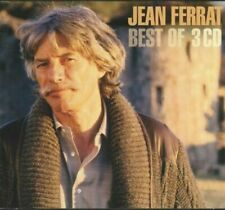 Best of 3 CD de Jean Ferrat (Sony Music, 2009, Coffret)