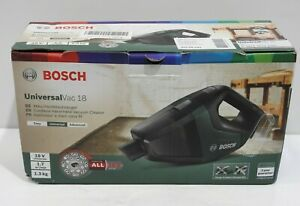 Bosch Cordless Vacuum Cleaner Set UniversalVac 18 Without Battery 18 Volt System