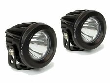 DENALI DR1 MOTORCYCLE LED DRIVING LIGHTS SMALL BRIGHT DENTT-DR1