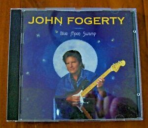 """John Fogerty Blue Moon Swamp"" CD Excellent Pre-Owned Condition !"