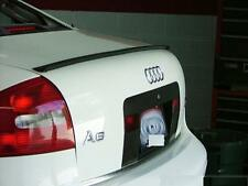 AUDI A6 C5 BOOT LIP SPOILER Saloon 1997-2004 venditore di UK
