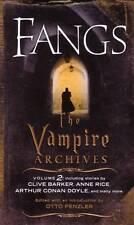 Fangs The Vampire Archives Volume 2  Pbk  NEW